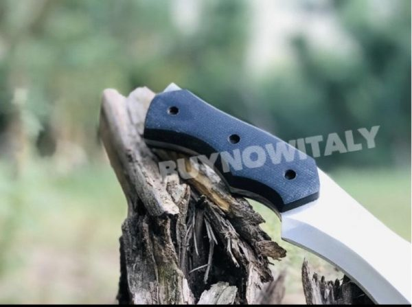 Custom Handmade 1095 Carbon Steel Kukri knife
