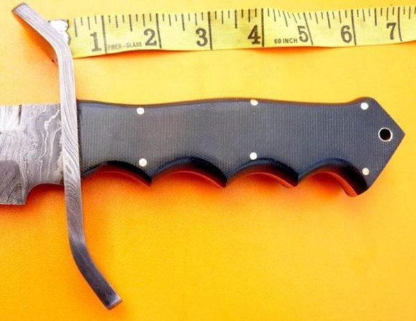 Handmade Damascus Kukri knife 26 Inches