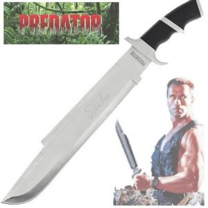 Predator knife with Best Quality 19/ Inches Arnold Movie knife